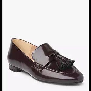 LK Bennett Rumi Bordeaux Loafers